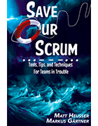 'Save Our Scrum' by Matthew Heusser explains how to make Scrum implementations work