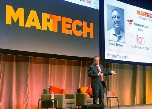 Scott Brinker of HubSpot, on managing a martech stack
