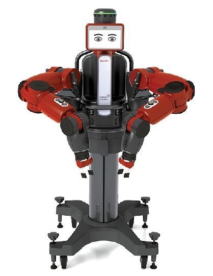 Baxter, robot, Rethink Robotics
