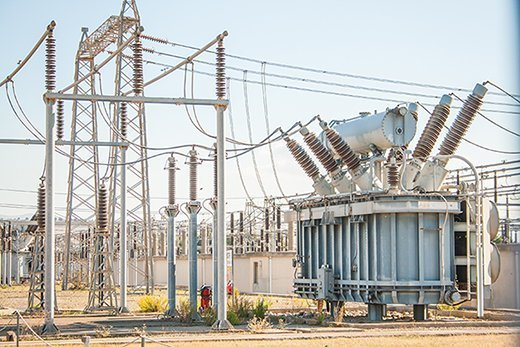 Energy infrastructure security risks