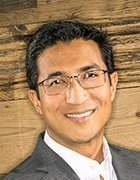 Rasu Shrestha, chief innovation officer, UPMC