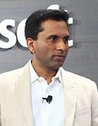Joseph Sirosh, corporate vice president of data platforms, Microsoft