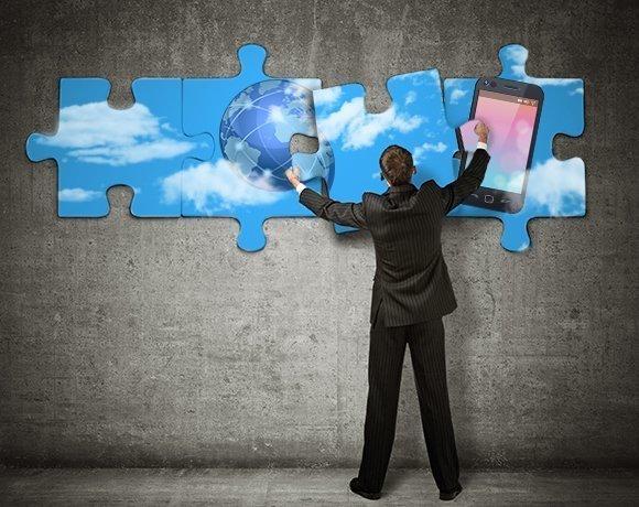 Rick Costanzo erläutert die Mobility Strategie von SAP