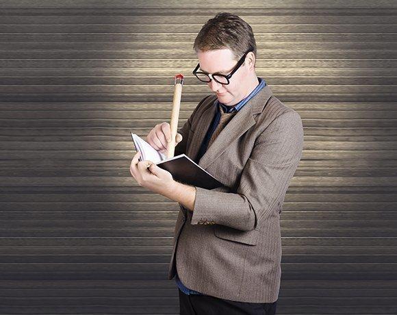 paper checklist, IT checklist