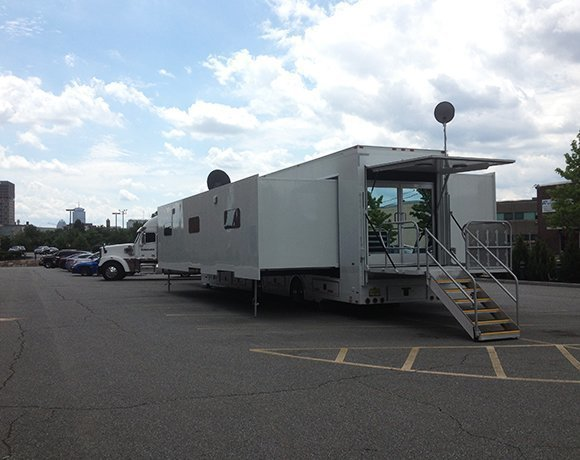 SunGard Mobile Metro Center for disaster recovery.