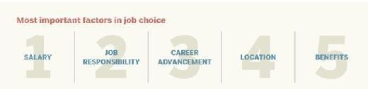 Data storage professional job satisfaction factors
