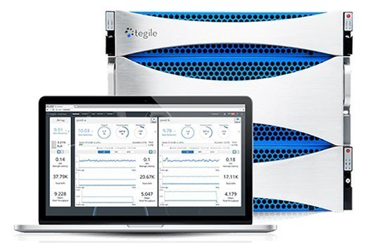 Tegile's updated IntelliFlash HD