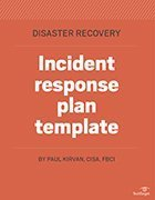 incident response policy template