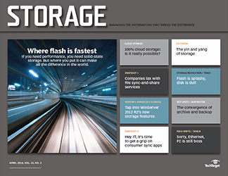 Flash storage technology decisions