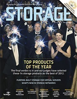 SearchStorage's best data storage products of 2012