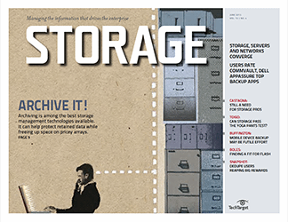 Improve data storage efficiency with archiving technology