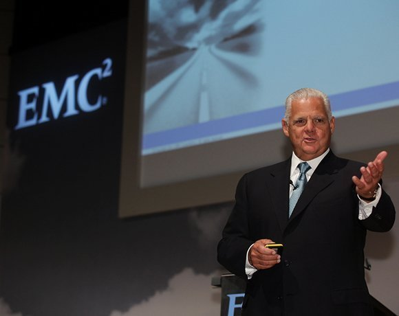 EMC buys out Cisco's stakes in VCE as revenue jumps 9%
