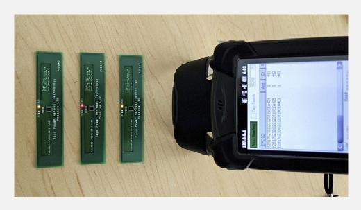 Tego ambient RF energy harvesting technology