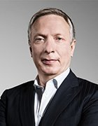 headshot image of Ratmir Timashev, co-founder of Veeam