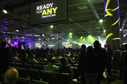 VMworld 2015 attendees want better access to VMware NSX