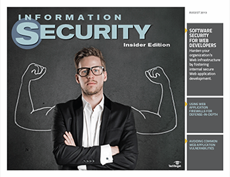 Insider edition: Web application security