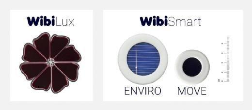Wibicom photovoltaic energy harvesting technologies