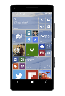 Windows 10 auf dem Smartphone