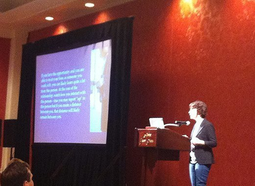 Karen Johnson, director of mobile quality at Orbitz