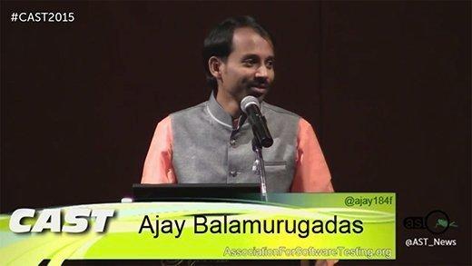 Ajay Balamurugadas, staff software engineer at MaaS360 by Fiberlink, an IBM company
