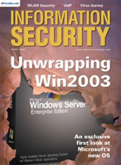 Unwrapping Windows Server 2003: An exclusive first look at Microsoft's new OS