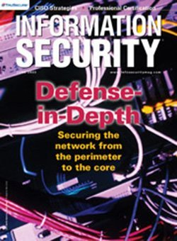 Defense-in-Depth: Securing the network from the perimeter to the core