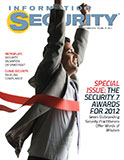 Information Security magazine this month