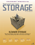 Storage magazine October 2011 cover
