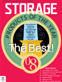 Storage magazine cover February 2009
