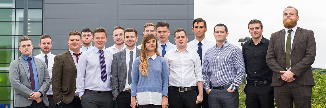 Accenture apprentice scheme gets first female graduate