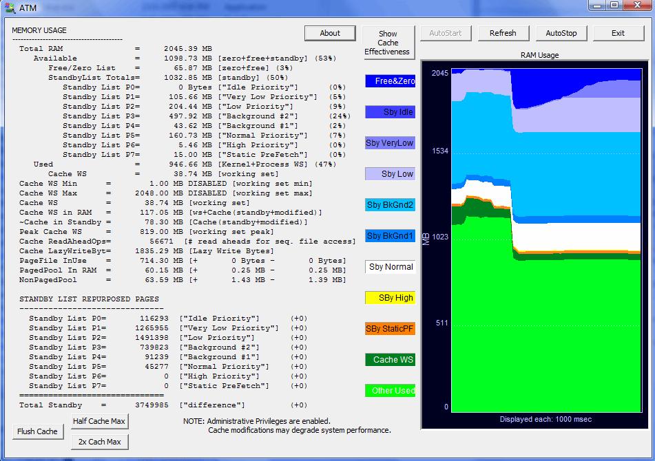ATM Screenshot