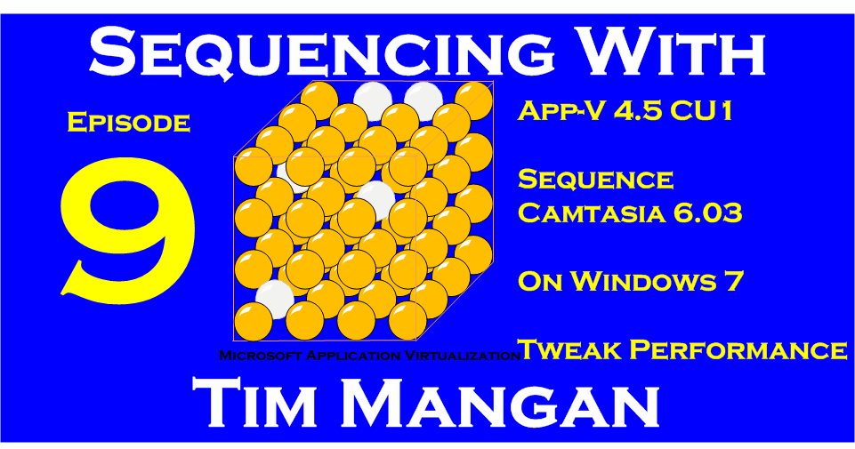 Link to video: 'Sequencing With Tim Mangan, Episode 9'