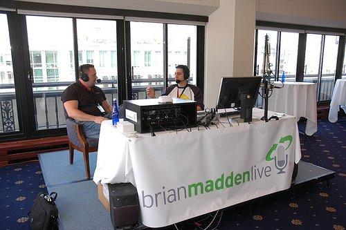Brian Madden interviews Ron Oglesby at BriForum 2006