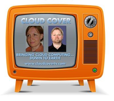 Cloud cover tv