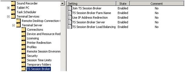 A closer look at Session Broker load balancing in Windows