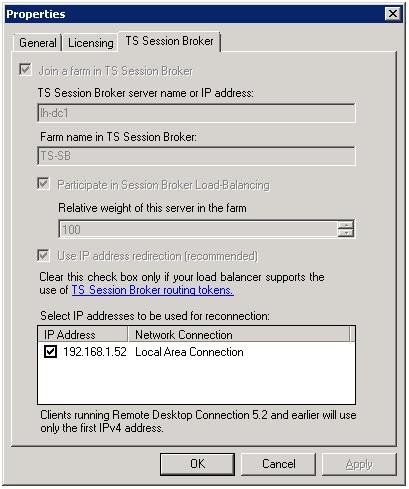 A closer look at Session Broker load balancing in Windows Server 2008