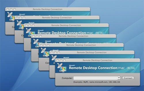Microsoft releases an RDP v6 Mac beta client