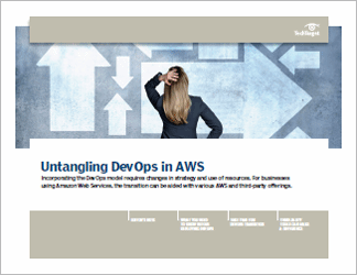How to implement DevOps in AWS