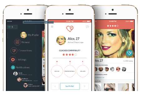 matchmaking iphone app