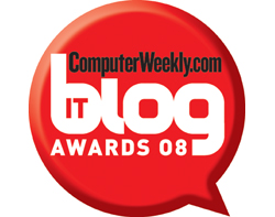 Computer Weekly IT Blog Awards