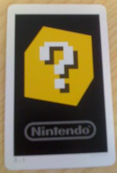 AR card