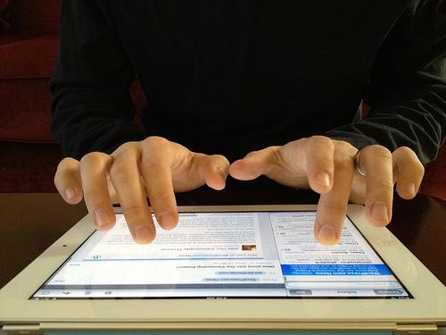Handy iPad