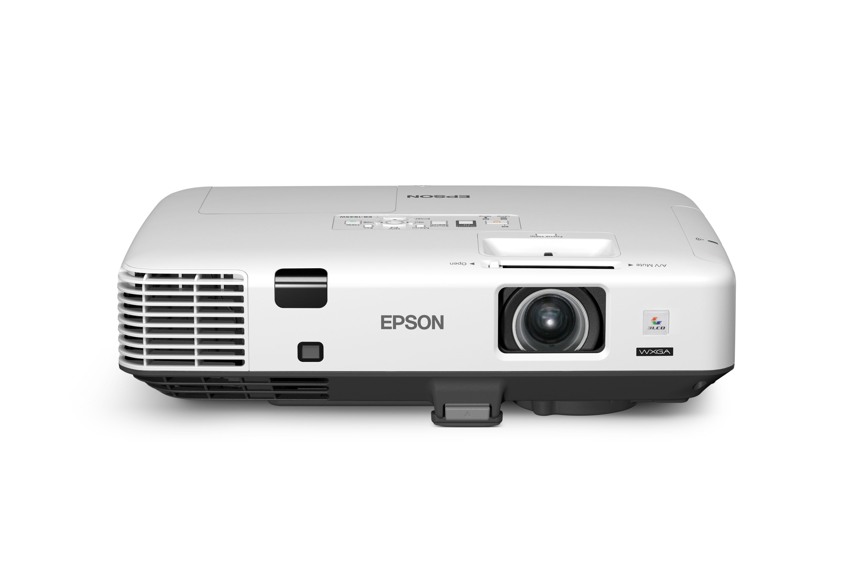 how to connect iphone to epson projector
