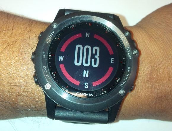 In Depth Review Of The Garmin Fenix 3 Smart Watch Iot Agenda