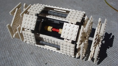 Take home a little bit of the LHC in LEGO! - Downtime