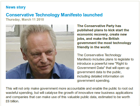 Francis Maude launching the Conservative Technology Manifesto - 30 MAR 2010.png
