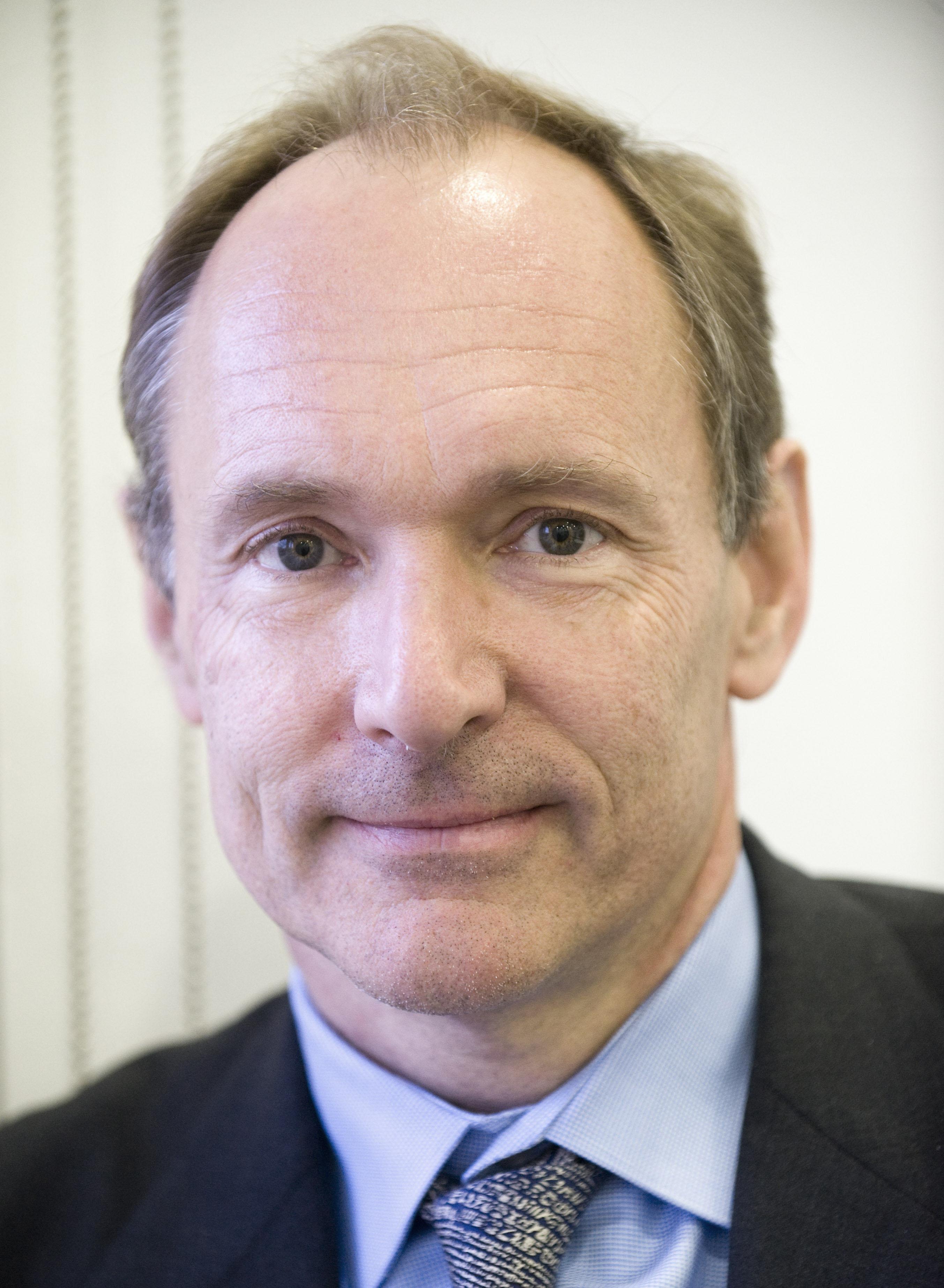 Tim Berners Lee inventore Web ha incontrato Renzi e Riccardo Luna, Digital Champion