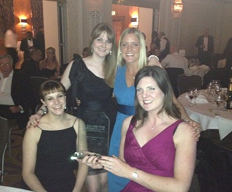 Oracle ladies - storage awards.JPG