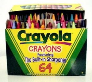 64 ct. Crayola