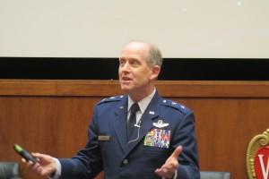 Maj. Gen Donald Dunbar